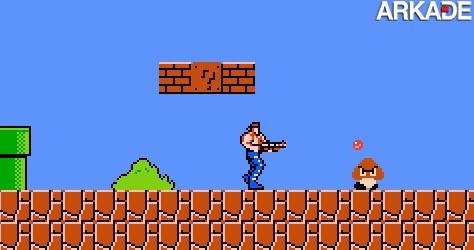 Jogue Super Mario com outros personagens clássicos