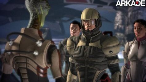Legendary Pictures adquire direitos de filme de Mass Effect