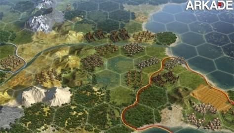 Civilization V ganha data oficial de lançamento