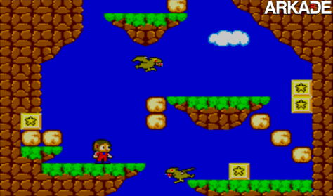 Retrô: Lembra de Alex Kidd in Miracle World, do Master System?