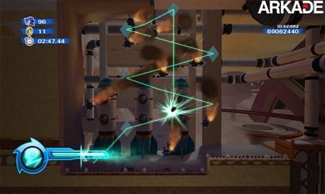 Confira screenshots do novo jogo Sonic Colors, para Wii