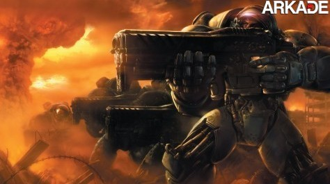 Confira o primeiro comercial para TV de Starcraft II