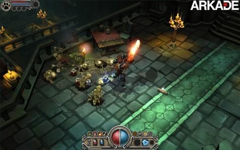Surgem as primeiras informações do MMO de Torchlight