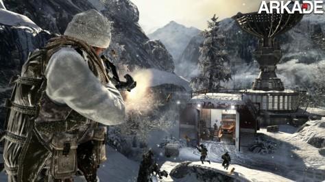Confira 19 novas imagens de Call of Duty: Black Ops