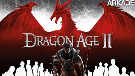 Dragon Age II é oficialmente revelado pela BioWare
