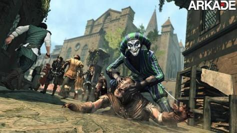 Trailer do multiplayer de Assassin's Creed: Brotherhood