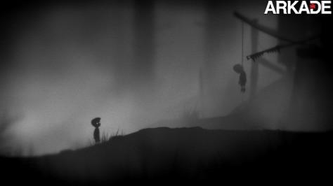Limbo, para Xbox Live, traz mortes violentas e visual sombrio