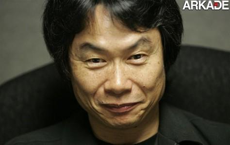 Shigeru Miyamoto já pensa em novo personagem