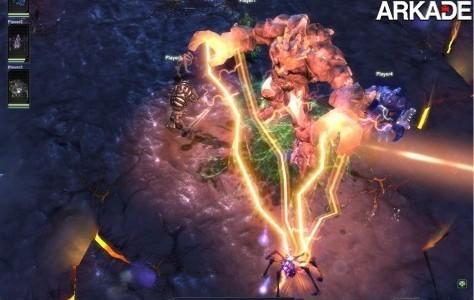 GamesCom – Darkspore ganha novas screenshots
