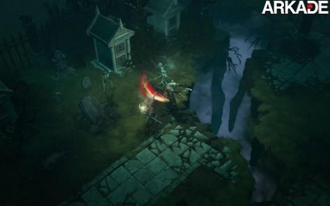 GamesCom - Diablo III ganha novas screenshots e vídeo