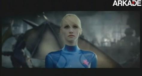 Veja o comercial de TV live-action de Metroid: Other M