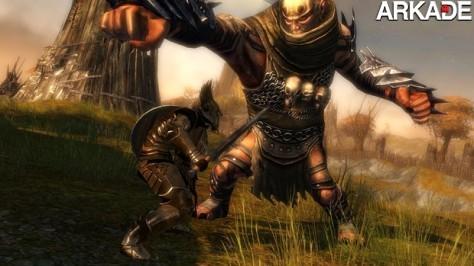 Preview: Guild Wars 2, um MMO altamente customizável para PC