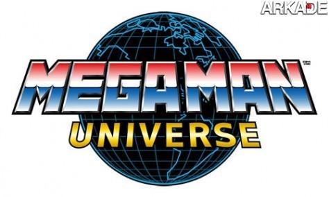 Primeiras imagens de gameplay de Mega Man Universe