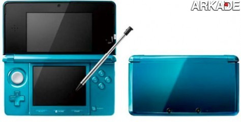 Nintendo finalmente divulga data e preço do Nintendo 3DS