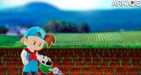 Tirinha: Desvendado o mistério do troll de Harvest Moon