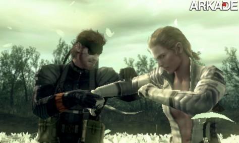 Confira um novo trailer de Metal Gear Solid para o 3DS