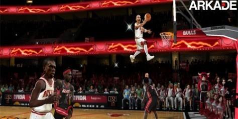 Resumo de Reviews: NBA Jam (Wii) resgata a diversão dos arcades