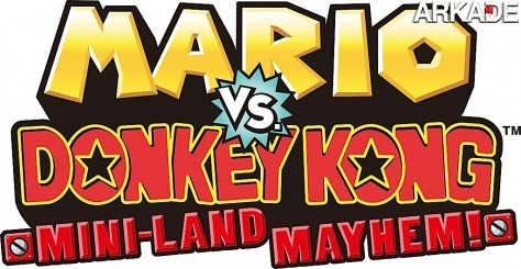 Mario Vs. Donkey Kong: Mini-Land Mayhem (DS) Resumo de Reviews