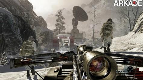 Call of Duty: Black Ops (PS3, X360, PC) Review - Guerra Fria em HD