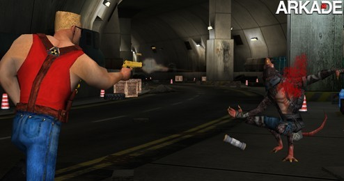 Duke Nukem: Critical Mass (PSP, DS) Review - Testosterona portátil