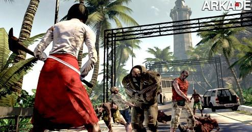 Dead Island: muito sangue em vídeo de 10 minutos de gameplay