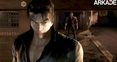 Tekken: Vem aí um novo filme em computação gráfica! Veja o trailer!