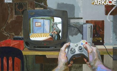 EUA passa a considerar oficialmente videogames como forma de arte