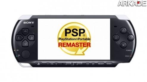 Jogos de PSP ganharão remakes em HD para PS3. Veja os novos gráficos!