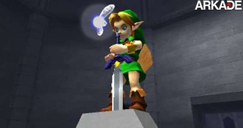 Zelda: Ocarina of Time para 3DS - veja o novo trailer de gameplay