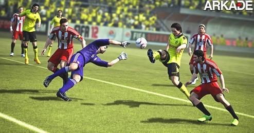 FIFA 12 X PES 2012  qual será o melhor game de futebol de 2012 ... 1e7d5f33e8c9c
