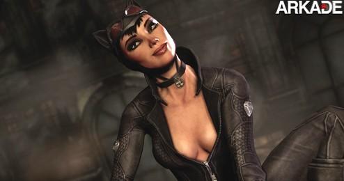 Batman Arkham City: veja o gameplay da Mulher-Gato no game
