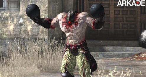 Serious Sam 3 vem aí, distribuindo marteladas em trailer de gameplay