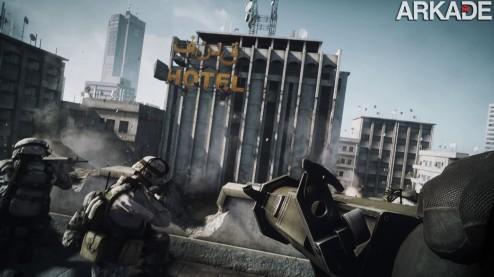 No futuro, o mapa de Battlefield será o bairro onde você mora