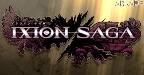 Ixion Saga: conheça o novo RPG online da Capcom