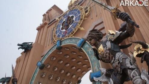 Conheça Joyland, o parque temático chinês (pirata) da Blizzard!