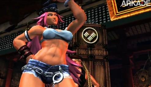 Street Fighter X Tekken: trailer confirma quatro novos personagens