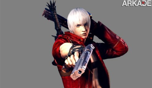 Personagem - Dante, o demônio fanfarrão da série Devil May Cry