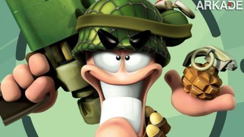 Worms Ultimate Mayhem: os vermes guerreiros voltam à ativa este ano