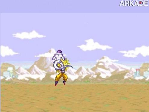 Clássicos: Dragon Ball Z Legends (PS1, Saturn) - um clássico