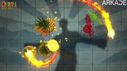 Fruit Ninja Kinect é o destaque em semana fraca de lançamentos