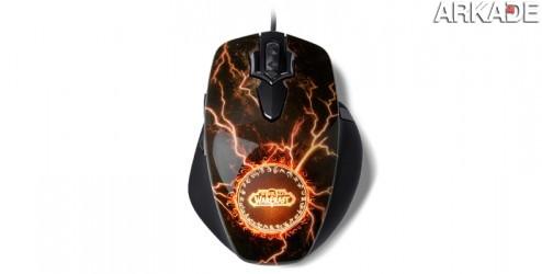 Novo mouse de World of Warcraft: para jogar com estilo