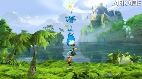 Rayman Origins: visual e gameplay caprichados em novo trailer do game