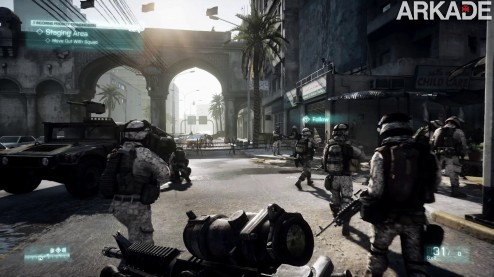 Battlefield 3 (PC, PS3, X360) review: uma bela guerra hiperrealista