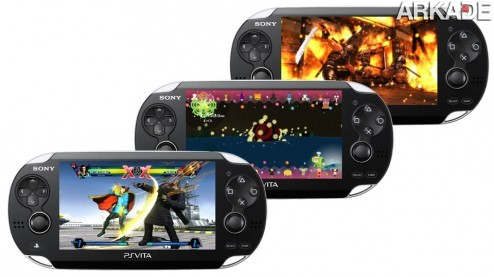 Preços, jogos, e tudo sobre o lançamento do PS Vita no ocidente
