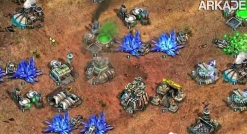 Command & Conquer Tiberium Wars: game free-to-play sai em 2012