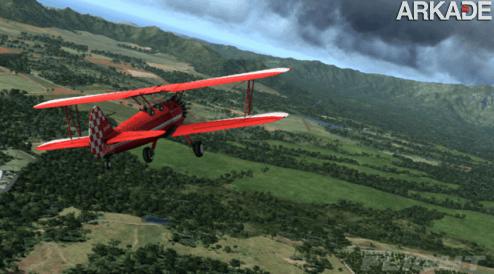 Microsoft Flight: novo game deve misturar arcade com simulação