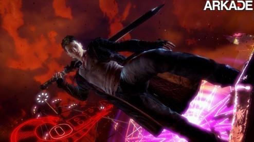 Devil May Cry: Dante pelado e pancadaria em novos trailers