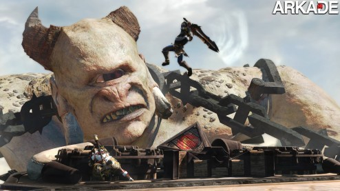 God of War: Ascension terá multiplayer! Confira o gameplay!