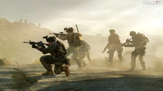 Novo trailer de Medal of Honor Warfighter revela: vem aí Battlefield 4!
