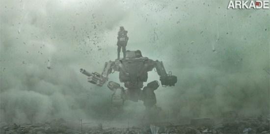 Hawken: FPS de mechs gigantes vai virar seriado, confira o trailer
